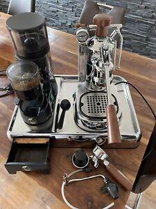 La Pavoni Professional,Espressomaschine Siebträger