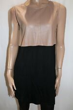 PAINT IT RED Brand Natural Black Night Calls Dress Size S BNWT #TQ26