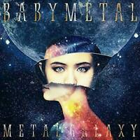 BABYMETAL METAL GALAXY MOON Edition Japan Complete Edition-2CD Analog size jacke