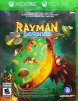 Rayman Legends - Microsoft Xbox One XBOX 360 [Four Player Co-op] Brand NEW