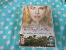 The Stepford Wives DVD (2006) Nicole Kidman, Oz (DIR) cert 12 new,free p+p