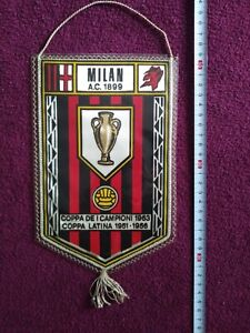 Old pennant - AC Milano