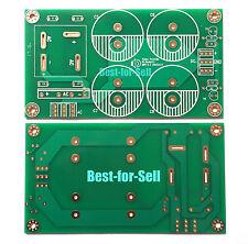 Class A Amplifier Rectifier Filter Power Supply Board PSU Dual Power Bare PCB