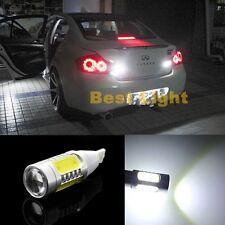 2x T15 LED Bulb Backup Reverse Light  For Infiniti FX50 FX37 FX35 JX35 EX37 EX25