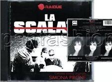 """SIMONA PIRONE """"LA SCALATA"""" CD 1992 OST - FUORI CATALOGO"""