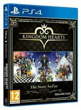 KINGDOM HEARTS THE STORY SO FAR PS4 1.5 + 2.5 HD + 2.8 GIOCO ITALIANO EU NUOVO