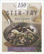 150 Stir-Fry Recipes, New,  Book