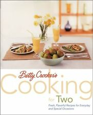 Betty Crockers Cooking for Two by Betty Crocker Editors