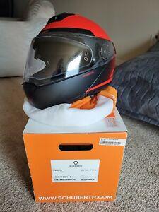 Schuberth C4 Motorcycle Helmet XL