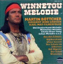 Martin Böttcher (Orch.) Winnetou-Melodien (1971) [CD]