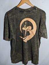 Vintage 90s Instinct Surf T Shirt XL Surfing Made In USA Rare Single Stitch