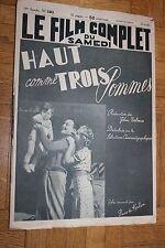 Le film complet du samedi - N°2403 - Haut comme trois pommes - 1940