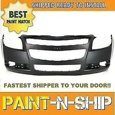 NEW 2008 2009 2010 2011 2012 Chevy Malibu Front Bumper Painted (GM1000858)