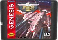 Slap Fight (1986) 16 Bit Game Card For Sega Genesis / Mega Drive System