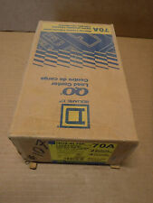 Square D QO 70 Amp Main Lug Load Center Breaker Box Flush Mount