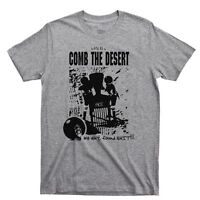 SPACEBALLS Comb The Desert T Shirt Mel Brooks John Candy Movies Blu Ray DVD Tee
