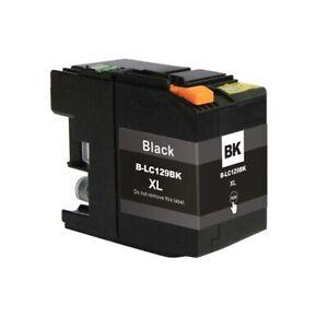 Cartridge Replaces Brother LC129XL-BK LC129XLBK XXL Black - not Original