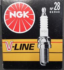 4 x NGK V-Line 28 Zündkerzen BKR6E VW Golf V, Passat 3C2 3C5, Touran 2.0 #