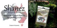 RANCH DRESSING DIP POWDER  AMERICAN BUTTERMILK MIX SHANEZ~15g Made in Australia