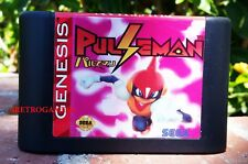 Pulseman - English Translated - Sega Genesis