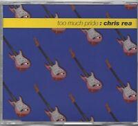 CHRIS REA / TOO MUCH PRIDE * NEW MAXI CD1993 * NEU *