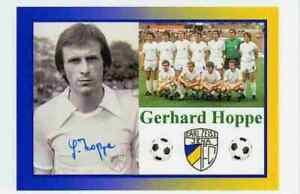 Gerhard HOPPE - FC Carl Zeiss Jena
