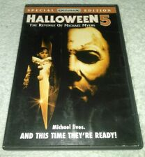 Halloween 5: The Revenge of Michael Myers DVD DiviMax Special Edition