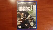 1019 Playstation 2 Ghost Recon PS2 PAL