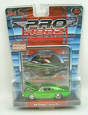 Maisto Pro Rodz Pro Touring Collection 1969 Dodge Charger R/T Satin Green 1/64n