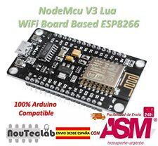 NodeMcu V3 Lua WeMos WiFi Módulo CH340 Desarrollo Basado ESP8266 ESP12E