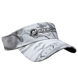 New Mercury Marine Kinsel Visor Cap