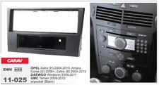 Carav 11-025 1din marco adaptador de radio Opel Astra H Antara Corsa D Zafira B