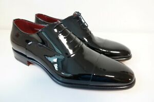 SANTONI Schuhe Herrenschuhe Businessschuhe - GR. 6,5 (40,5)-NEU/OVP.-SONDEREDIT