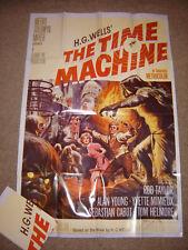 """THE TIME MACHINE"" - Large Cinema Poster - Professionally folded flat - NEW"