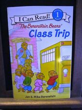I Can Read Level 1: The Berenstain Bears' Class Trip No. 4 by Jan Berenstain...