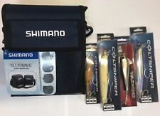 Shimano Bluewave BWVSB230 Surf Bag w/ Shimano Lure Package