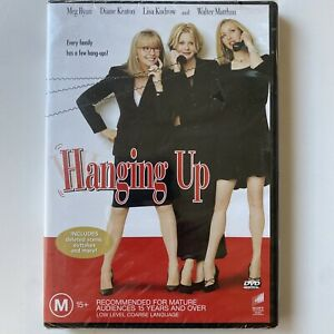 Hanging Up - Meg Ryan (DVD) Australia Region 4- NEW & SEALED