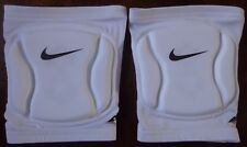 Nike Strike Volleyball Knee Pads One Pair White Size Adult M/L New