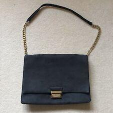 8a7183c17b5c Genuine Kate of Spade Black Clutch Gold Chain Bag Handbag