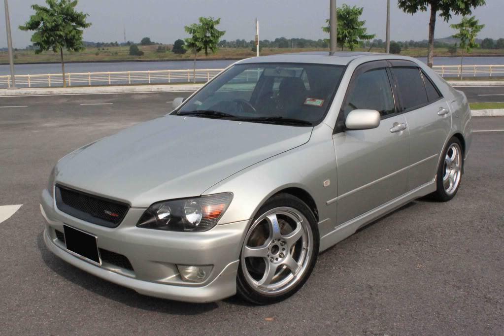 Lexus IS200 IS300 1999-2005 Parts
