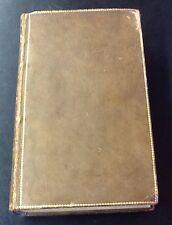 Gifford's English Lawyer, John Gifford 10th Ed, 1824, leather, London
