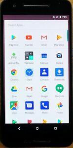 Nexus 6p Phone Black Aluminum, please read description