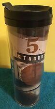 2012 Starbucks Coffee Travel Mug Pike Place 12 Oz January 2014 Free Refill EUC