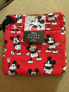 New Disney (2) Pack Disney Mickey Mouse Hot Pads