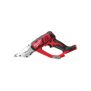 Double Cut Shear 18V 18-Gauge Lithium-Ion Ergonomic Cordless Steel (Tool-Only)