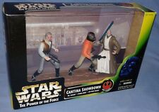 Cantina Showdown, Star Wars POTF Kenner Hasbro, Original Sealed