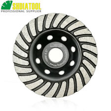 "4.5"" Diamond Turbo Row Grinding disc Cup Wheel 115mm for Concrete Masonry Stone"