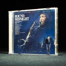 Round Midnight - Original Movie Soundtrack - music cd album