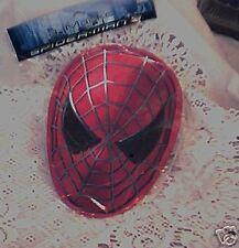 NIB - 4  Spider Man from Spider Man 3 - Paper Face mask