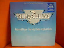 VINYL 33T – BO OST FILM : BLUE COLLAR – NITZSCHE CAPTAIN BEEFHEART TINA TURNER